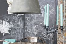 ArT : ON CHaLKBOARD | BLACKBoArD / by ATELIER DIA