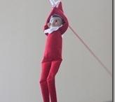 Elf on Shelf ideas / by Katie Bryan