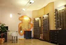 Ladeneinrichtung & Dekoration