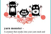 Yarn funnies