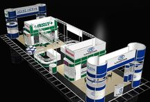 Modular Exhibition Stand Design