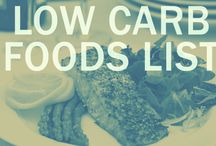 LOW CARB / by Barbara Mullin