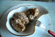 Вторые блюда / Пошаговые рецепты приготовления вторых блюд.