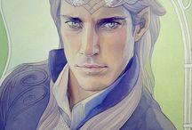 Elves Portraits