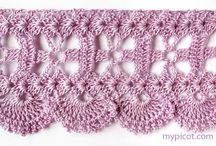 Crochet patterns edges