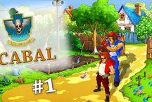 Cabal / Cabal foi um jogo lançado para o mercado em 1988. O jogo foi desenvolvido pela TAD Corporation e publicado pela Taito Corporation no Japão.