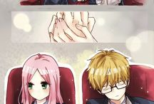 Manga ~ Anime