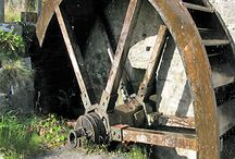 Mills and Waterwheels