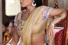 SHRIYA SARAN (Queen of Dressing)