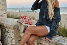 Shorts and tops