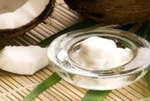 Natural Remedies / Coconut oil
