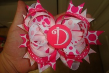 Hairbows / by DJuanna Battrell-West