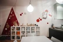 Xmas wall decoration / Wall decoration
