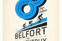 Cycling graphics