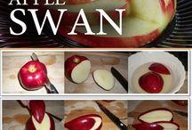 Arte de la fruta