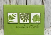 Stampin up catalogus 2018-2019