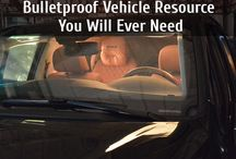 Bulletproof Car