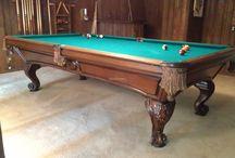 pool table / by Adrian Vidales