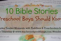 Kids bible study / by Dessie Coyle
