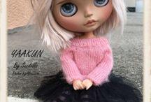 Куклы Blythe
