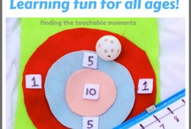 MATH / All kinds of math activities