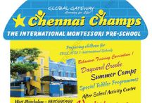 Summer Camps Chennai