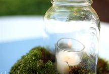 mason jars / by Julia Boswell