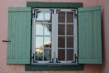 Окна рисунки