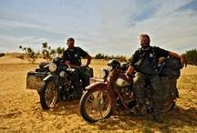 Moto adventure travels