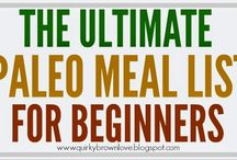 Be healthy! Eat right! / Recipes, ideas for carb less food