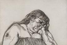 Lucian Freud Prints