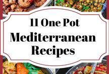 Mediterranean and vegetarian