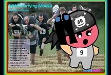 Mookii Movii / All the mookiis in the competition.