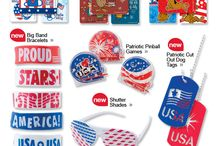 Celebrate the Stars & Stripes! / Everything you need to have a patriotic party! / by SmileMakers
