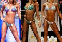 Bikinifitness journey / http://www.sophiekfit.com/bikini-fitness/voor-je-begint-met-bikini-fitness-deel-3-je-gezondheid/