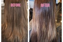 Hair Extensions Dallas - Before and After