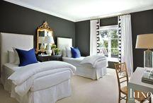 Bedroom / Ideas for my bedrooms