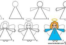 Kresleni - jednoduche