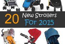 20 New Strollers For 2015