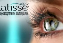 LATISSE® / LATISSE® is a prescription treatment for hypotrichosis (inadequate or not enough lashes) to grow eyelashes longer, fuller, darker.