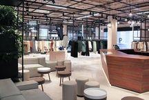 Plus size retail environment