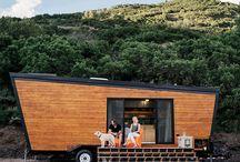 camper de madera / casas rodantes de madera