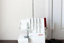 Sewing {Serger}