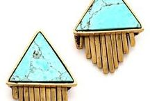 Jewelry / Pics of cool jewelry. Like I need more. / by JeAnnie Bronson