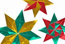 Paper Folding, Origami, Teabag, Iris / by Rosa Howington