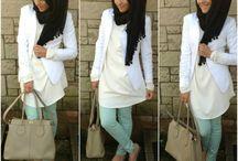 Hijab fashion statement