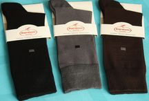 TOP QUALITY BAMBOO SOCKS / Bamboo filaments emphasize adjust surfaces which have a tendency to make them feel extremely delicate and smooth against your skin. The way that wearing bamboo socks feels like silk, these extraordinary socks are an ideal decision to spoil your hardworking feet and make them feel totally loose and agreeable in them.  / by talat baba