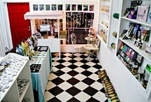 My craft shop / The Beadlady Arts and Crafts Studio in Cubao Expo