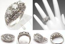Mums engagement ring