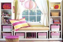Kristina's room / Ideas de decoración para el dormitorio de Kristina